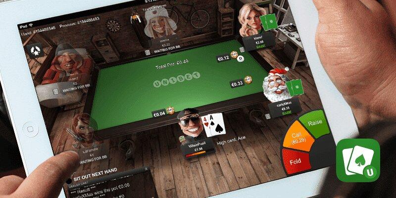 unibet casino poker